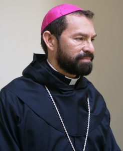 Mons. Aníbal Saldaña Santamaría